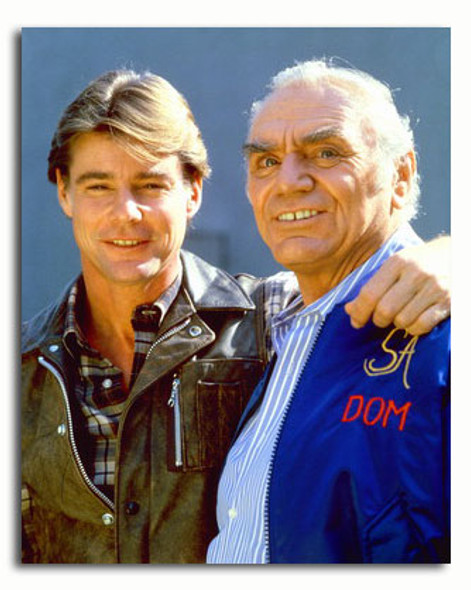 (SS3466255) Cast   Airwolf Television Photo