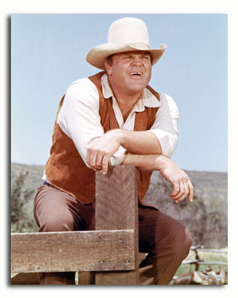 (SS3468972) Dan Blocker  Bonanza Movie Photo