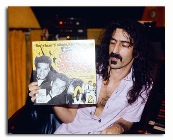 (SS3473535) Frank Zappa Music Photo