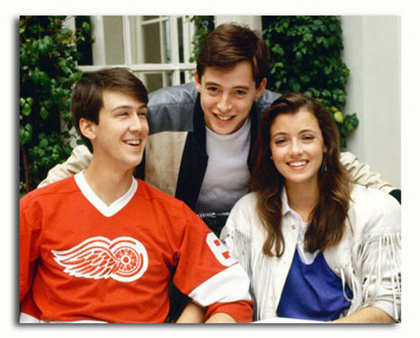 (SS3478540) Cast   Ferris Bueller's Day Off Movie Photo