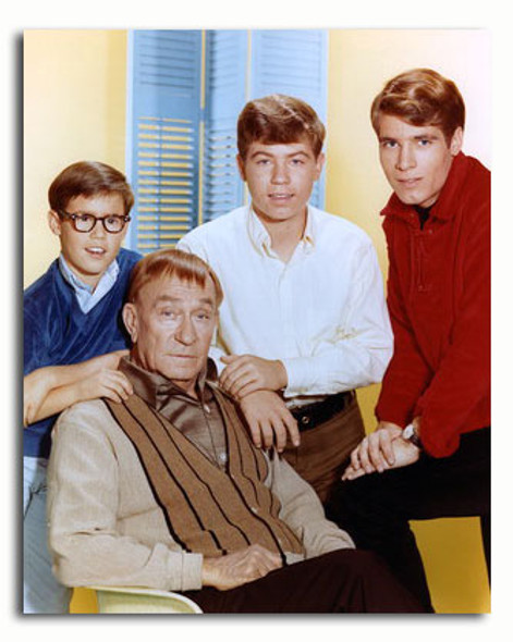 (SS3565133) Cast   My Three Sons Television Photo