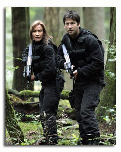 (SS3569046) Cast   Stargate: Atlantis Television Photo