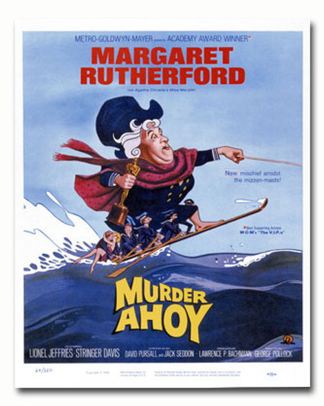 (SS3575897) Margaret Rutherford  Murder Ahoy Movie Photo
