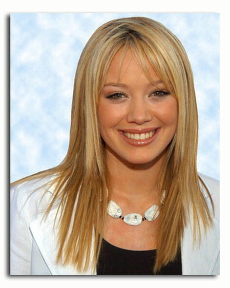 (SS3348345) Hilary Duff Music Photo