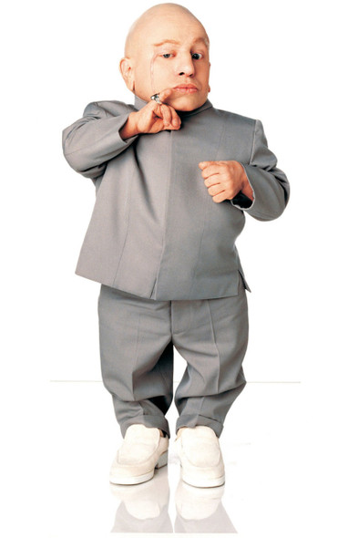 Mini Me from Austin Powers Lifesize Cardboard Cutout / Standee