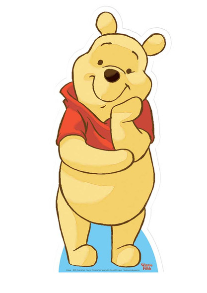Winnie the Pooh Cardboard Cutout