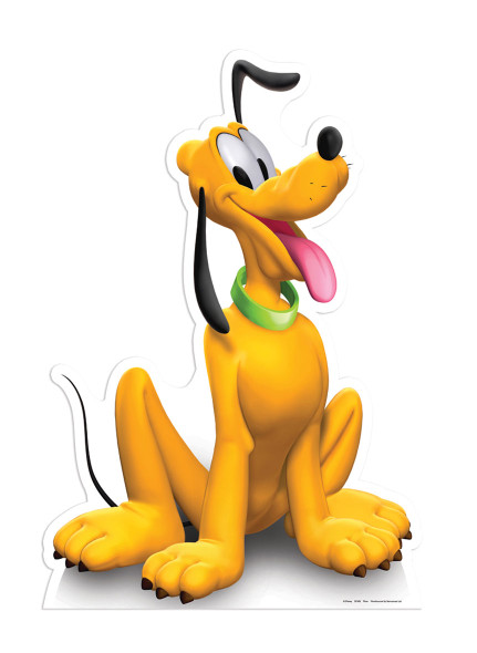 Pluto Lifesize Cutout