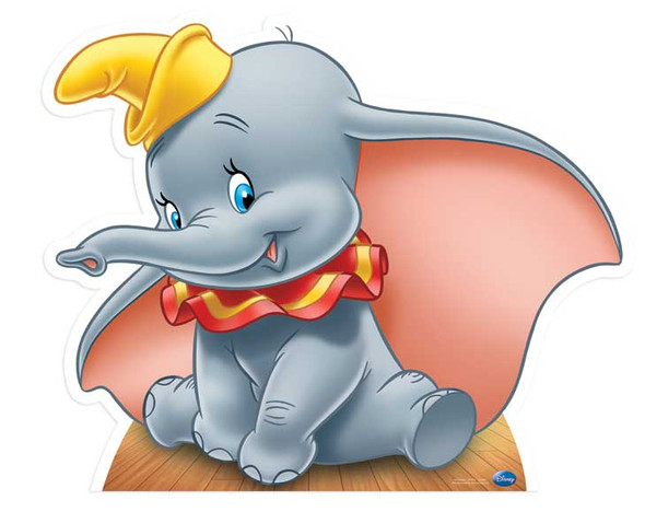 Dumbo Cutout