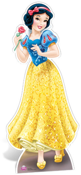 Snow White Dinsey Princess Cardboard Cutout