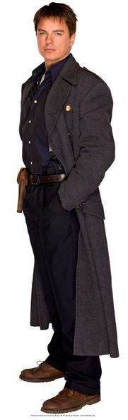 Captain Jack Harkness (John Barrowman) Torchwood Lifesize Cardboard Cutout / Standee