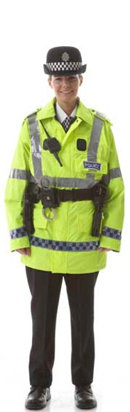 Policewoman (Stag Do/Hen Night) - Lifesize Cardboard Cutout / Standee