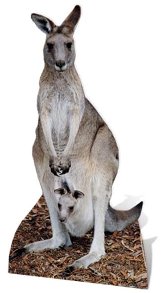 Kangaroo - Lifesize Cardboard Cutout / Standee