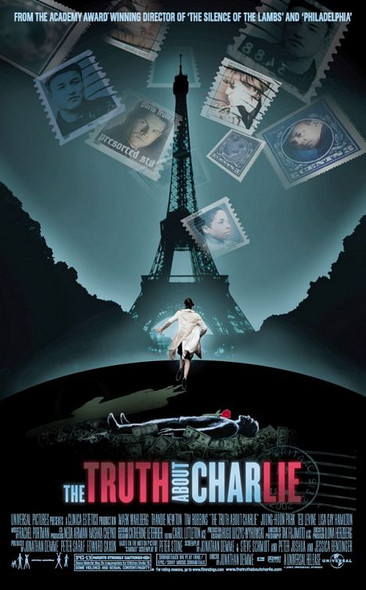 THE TRUTH ABOUT CHARLIE (DOUBLE SIDED Regular) (2002) ORIGINAL CINEMA POSTER
