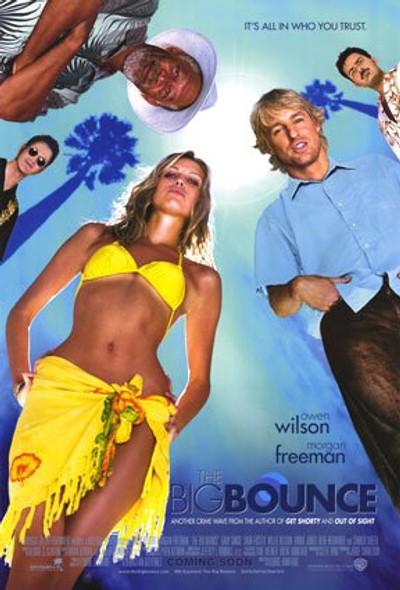 THE BIG BOUNCE (DOUBLE SIDED International) (2004) ORIGINAL CINEMA POSTER