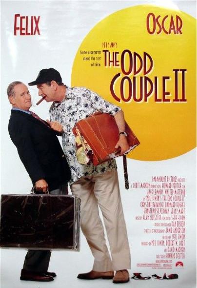 ODD COUPLE II (2) (1998) ORIGINAL CINEMA POSTER