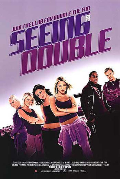 SEEING DOUBLE (DOUBLE SIDED Regular) (2003) ORIGINAL CINEMA POSTER