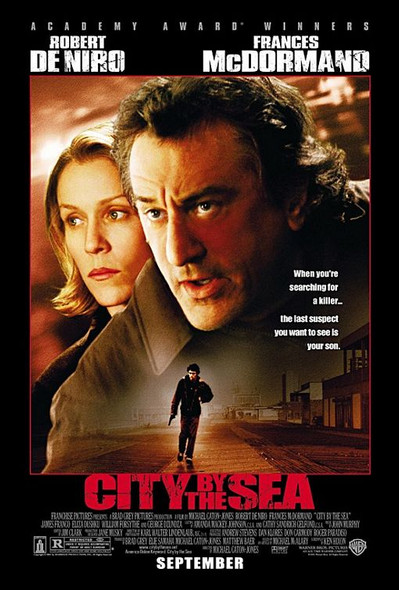 CITY BY THE SEA (Double-sided Regular) (2002) ORIGINAL CINEMA POSTER