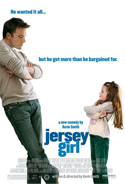 JERSEY GIRL (SINGLE SIDED Regular) (2004) ORIGINAL CINEMA POSTER