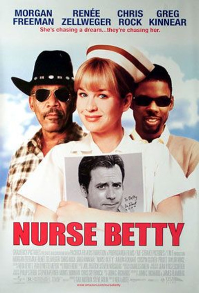 Nurse Betty (Double Sided Regular) (2000) Original Cinema Poster