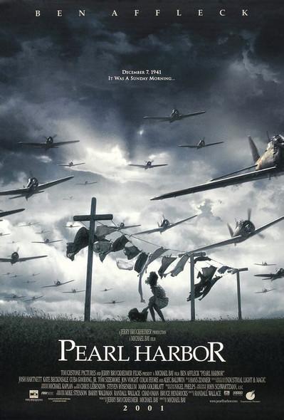 PEARL HARBOR (International Advance) (2001) ORIGINAL CINEMA POSTER