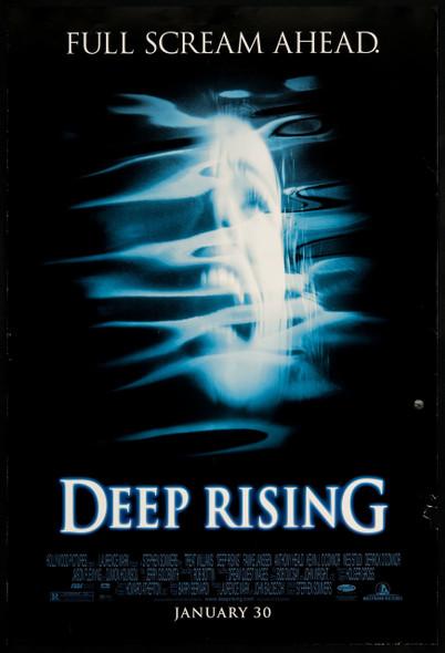 DEEP RISING (1998) ORIGINAL CINEMA POSTER