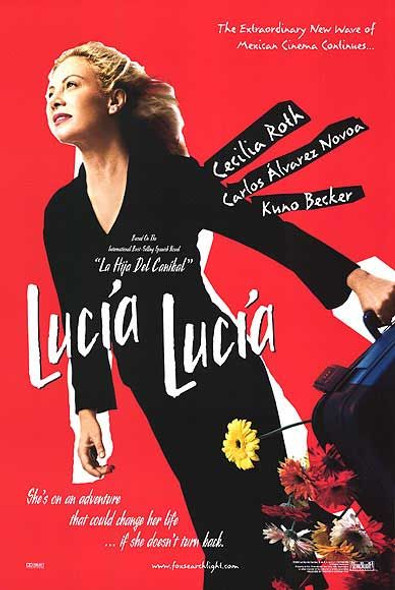 LUCIA LUCIA (SINGLE SIDED Advance) (2003) ORIGINAL CINEMA POSTER