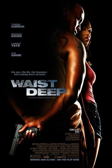 WAIST DEEP (DOUBLE SIDED Regular) (2006) ORIGINAL CINEMA POSTER