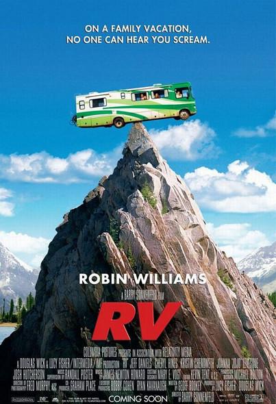 RV (DOUBLE SIDED Advance) (2006) ORIGINAL CINEMA POSTER