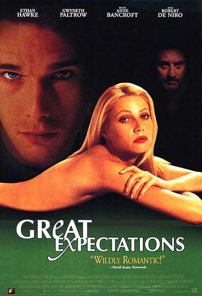 Great Expectations (Video) (1998) Original Video Poster