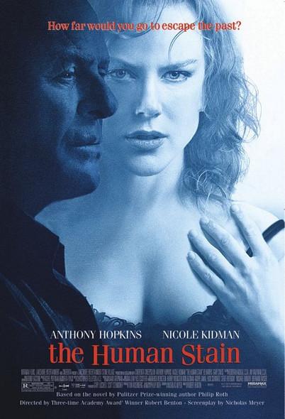THE HUMAN STAIN (SINGLE SIDED Regular) (2003) ORIGINAL CINEMA POSTER