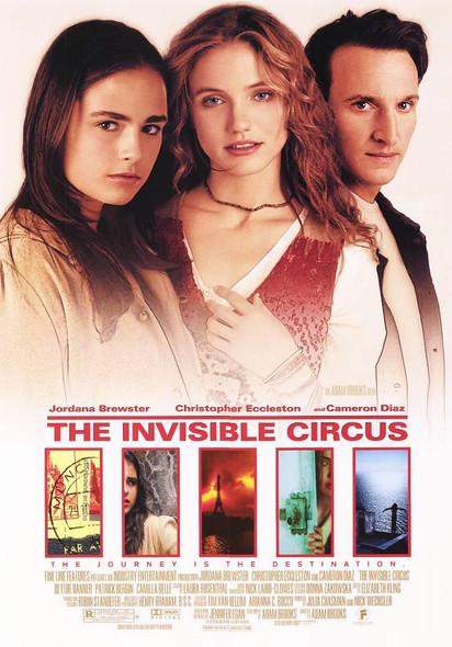 THE INVISIBLE CIRCUS (2001) ORIGINAL CINEMA POSTER