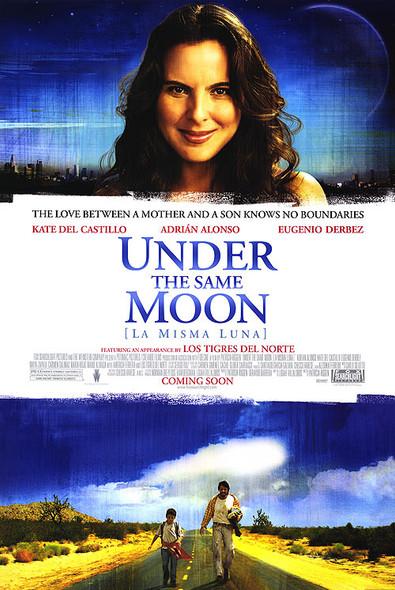 UNDER THE SAME MOON (Single Sided Mini Poster) (2007) Original Mini CINEMA POSTER