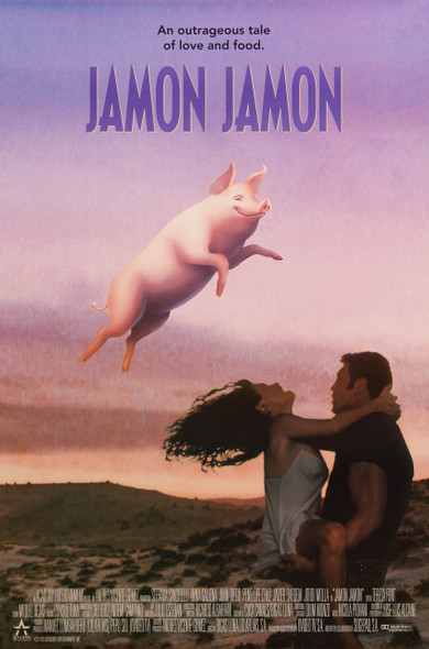 JAMON JAMON (1992) ORIGINAL CINEMA POSTER