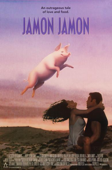 JAMON JAMON (1992) ORIGINAL CINEMA POSTER
