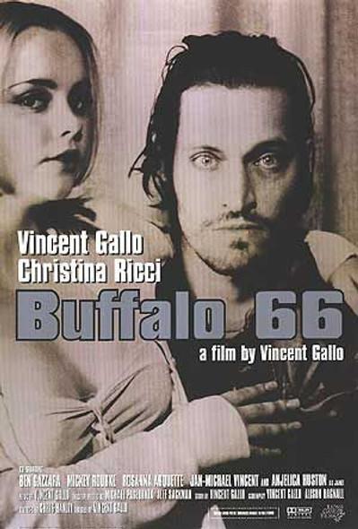 BUFFALO 66 (Reprint) (1998) REPRINT CINEMA POSTER