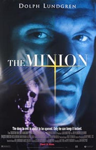 THE MINION (Video) (1998) ORIGINAL CINEMA POSTER