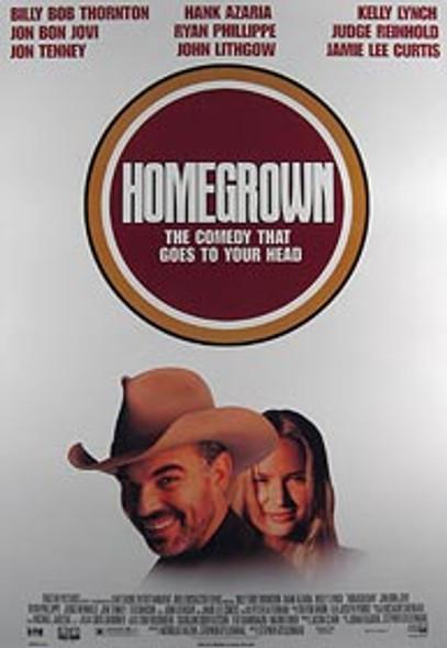 HOMEGROWN (Video) (1998) ORIGINAL CINEMA POSTER