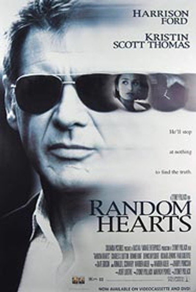 RANDOM HEARTS (Video) (1999) ORIGINAL CINEMA POSTER