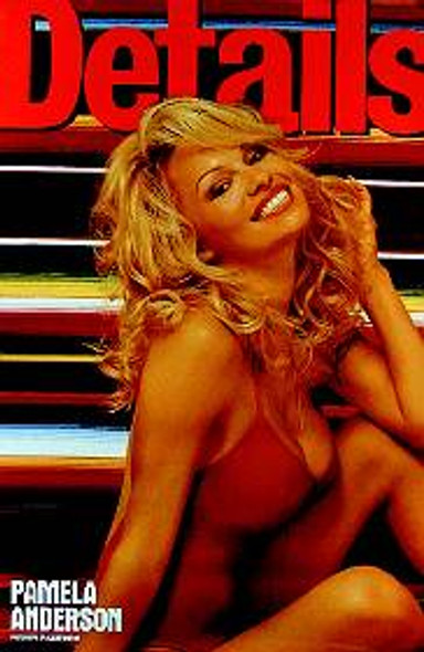 PAMELA ANDERSON () Personality POSTER