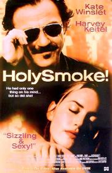 HOLY SMOKE (Video/DVD) (1991) ORIGINAL CINEMA POSTER