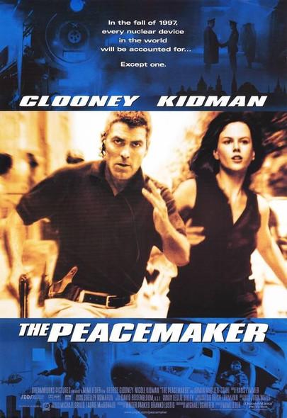 PEACEMAKER (1997) ORIGINAL CINEMA POSTER