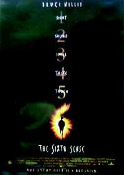 THE SIXTH SENSE (International Reprint) (1999) REPRINT CINEMA POSTER