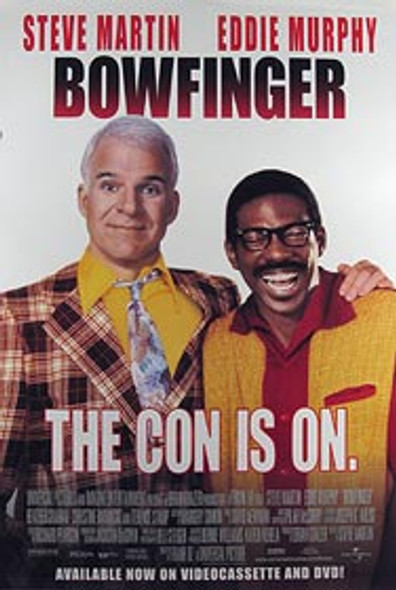 BOWFINGER (Video) (1999) ORIGINAL CINEMA POSTER