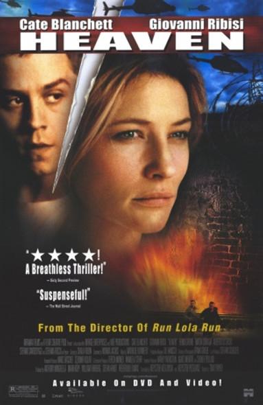 HEAVEN (2002) ORIGINAL CINEMA POSTER
