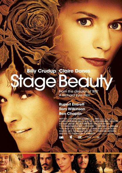 STAGE BEAUTY (2004) ORIGINAL CINEMA POSTER