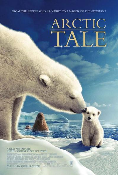 ARCTIC TALE (DOUBLE SIDED Regular) (2007) ORIGINAL CINEMA POSTER