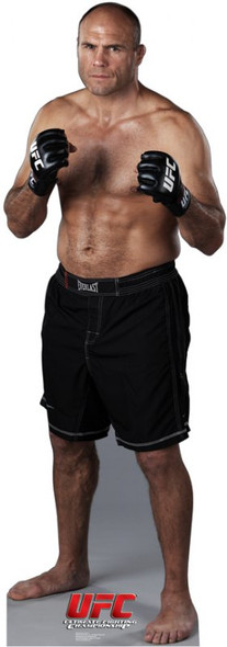 UFC Randy Couture Lifesize Cardboard Cutout / Standee (Ultimate Fighting Championship)