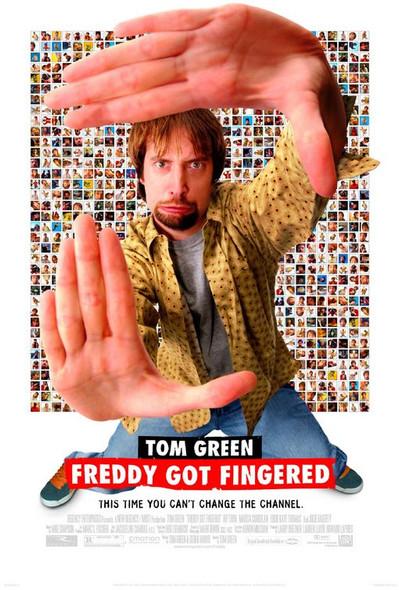 FREDDY GOT FINGERED ORIGINAL CINEMA POSTER