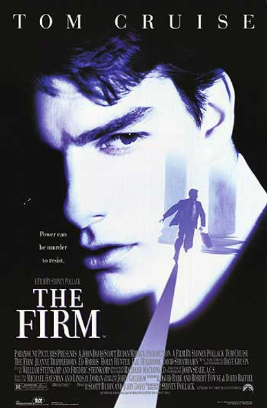 THE FIRM (Reprint) REPRINT POSTER