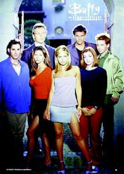 BUFFY THE VAMPIRE SLAYER (Reprint) REPRINT POSTER